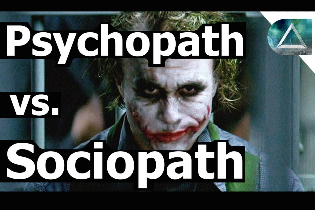 Image result for psychopath vs sociopath