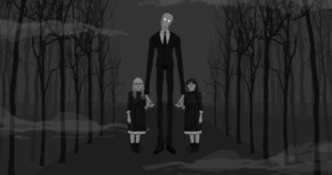 Deadly Threesome? How Slenderman Became a Real-Life Killer.